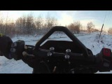 2013 Arctic Cat XF High Country Turbo Lake Rip