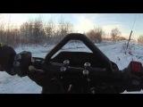 2013 Arctic Cat XF High Country Turbo Lake Rip