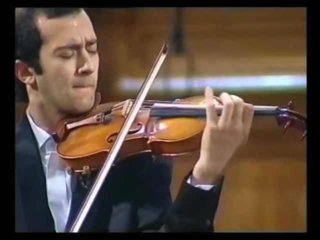 Khachaturian Violin Concerto - Haik Kazazyan, Pavel Kogan, Moscow State Symphony Orchestra