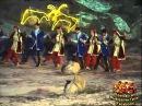 Qobustanda yallı Яллы танец - Yallı rəqs Азербайджанские национальные танцы