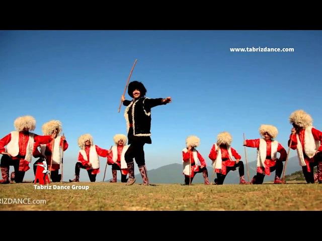 Azeri-turks from Iran - Khan Choban (Köçəri rəqsi)