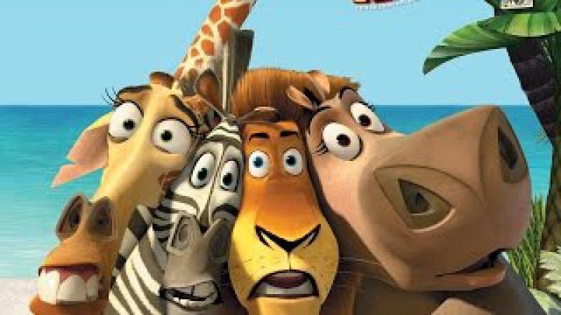 Прохождение игры Мадагаскар (Часть 5)