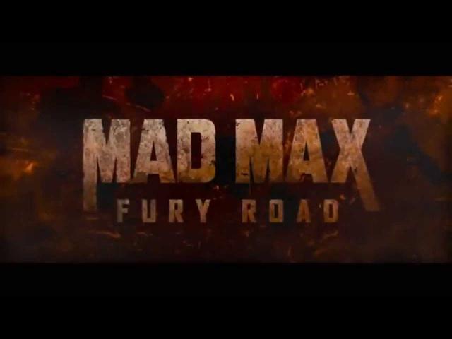 Tommy Henriksen- Mad Max: Fury Road ( NOT DEAD YET ) Tommy Henriksen Music