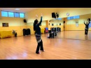 Tribal Bellydance ATS practice Fast moves level 1
