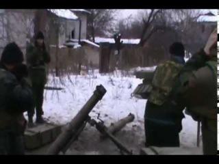Полное видео штурма Донецкого аэропорта 18+