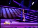8 летняя гимнастка на ШЕСТЕ