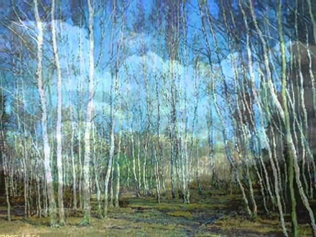 Над Канадой небо синее песня бард Александр Городницкий автор клипа Зоя Боур-Москаленко