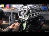 VW GOLF MK6 GTI 2.0 TSI  ENGINE REBUILD (powered by JapanStyle)