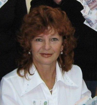 Татьяна Лаврухина