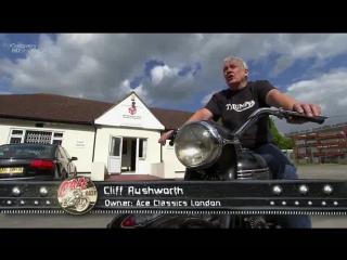 Discovery: Гоночный мотоцикл/Cafe Racer 2 сезон 1-2 серия
