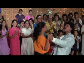 Aa Gaya Aa Gaya Halwawala - Mithun - Smita Patil - Dance Dance - Bollywood Songs