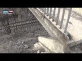 Террористы ДНР построили дорогу в Углегорск