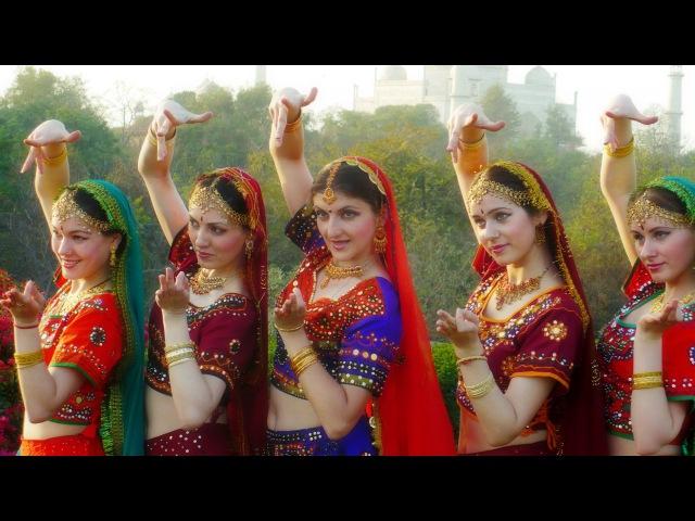 Ankhiyon se goli mare, indian dance group MAYURI, Russia