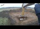 Копаем пруд Digging a pond