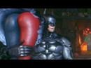 Batman Robin vs Harley Quinn - Batman Arkham Knight