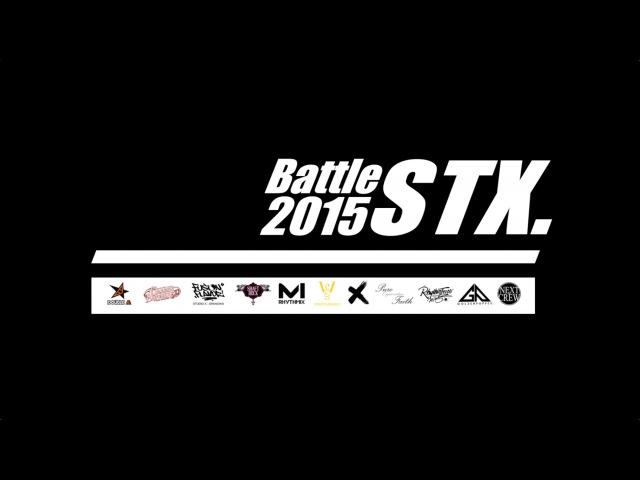 阿祺 VS Paradox Hiphop Semi Final Battle STX 2015