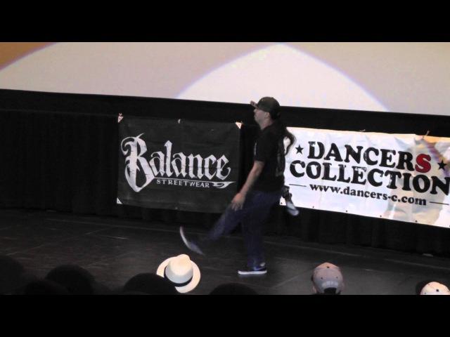 KEI (Co-thkoo / FAB5BOOGZ) JUDGE DEMO / D-PRIDE vol.1 POP DANCE BATTLE