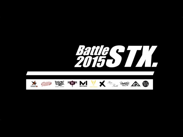 Alex VS Andrey Hiphop Quarter Final|Battle STX 2015