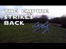 RC Tie Interceptor - The empire strikes back