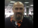 Поздравление от Сергея Бадюка и магазина FIGHTWEAR.RU