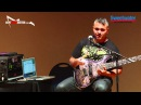 Sweetwater Gearfest 2015 Javier Reyes clinic pt2 on songwriting music theory playing demo