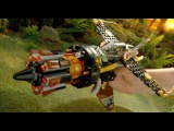 LEGO® Ninjago - 2015 TV advert - New Sets 70747 & 70746