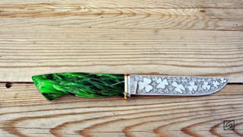 рукоять ножа (часть 1)