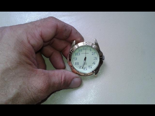 Золочение корпуса часов.Достаточно простым способом.