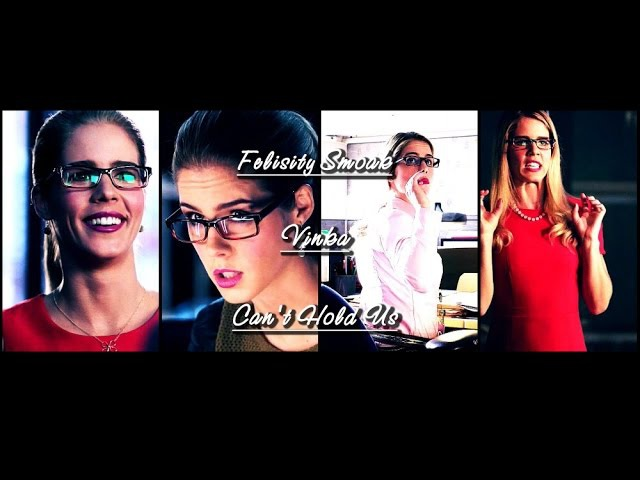 Felicity Smoak || [Юмор]