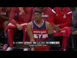 [HD] Washington Wizards vs Atlanta Hawks | Full Game Highlights | Game 1 | May 3, 2015 | NBA