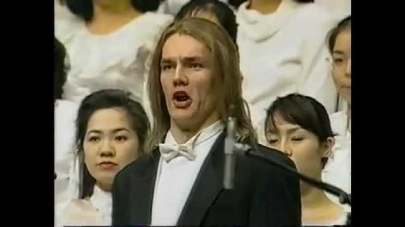 Nagano 1998 Opening Ceremony Beethoven Ode to Joy