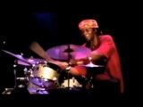 Hamid Drake Drum Solo.