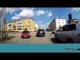 Очередная мадемуазель на красный - Снежинск 30 апреля 2015