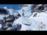 Star Wars: Battlefront - 10 минут свежего геймплея.