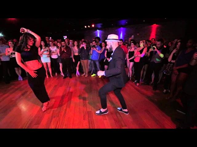 Ataca Desiree - Latch Bachata Dance