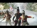 Атака британской пехоты через реку Приключения королевского стрелка Шарпа. Полк Шарпа