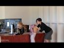Bryci And Katie Banks Lesbian Fun Schoolgirl