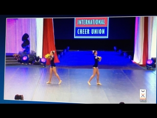 Freestyle Pom Doubels #6 Russia