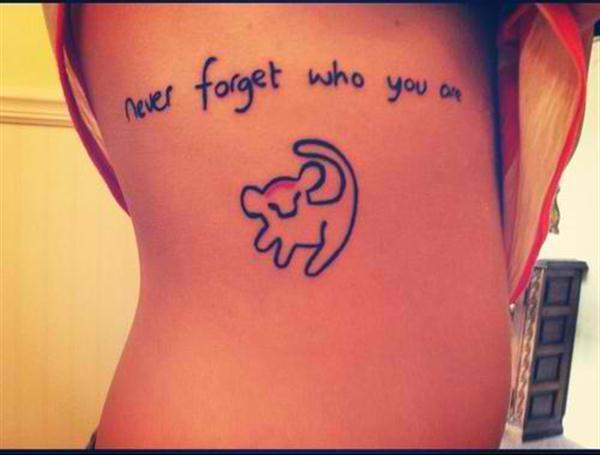 никогда не забывай: