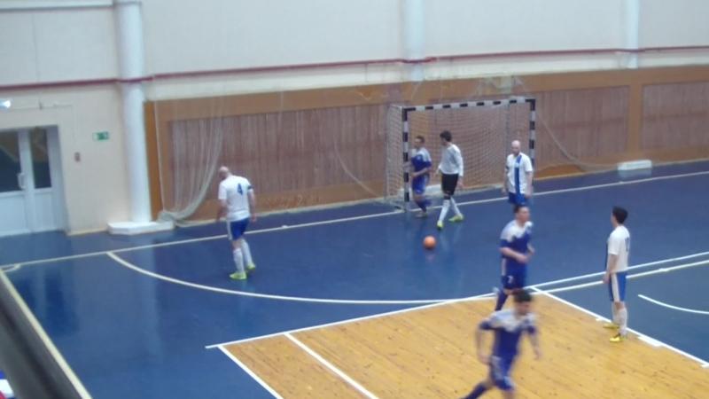 Высшая лига, Сургут, 1\2 финала УПГ 45 Динамо (ответный матч)
