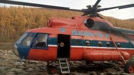 Якутскими спасателями в Олекминском районе проведена авиаразведка для поиска двух рыбаков