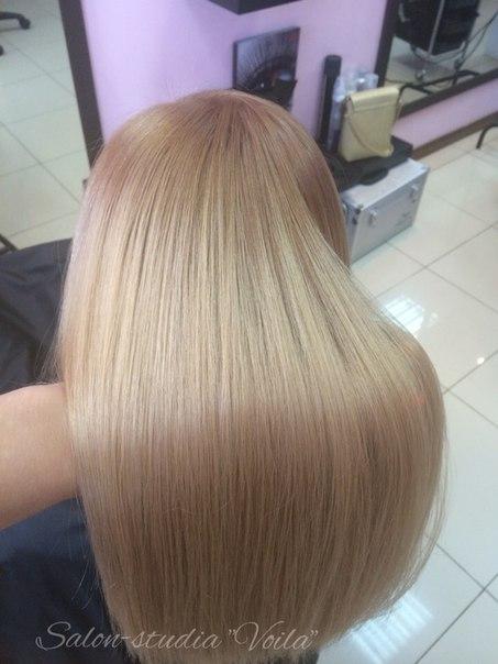 Цвет волос бежевый блондин фото