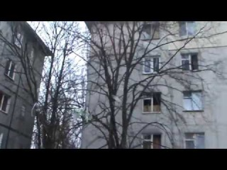 06.02.15 В Одессе. Взорвали Приват банк на М. Жукова 13- Таирово.