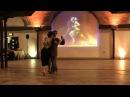 Juan Martin Carrara & Stefania Colina @ The Crypt, April 2013 - Mañana Zarpa Un Barco