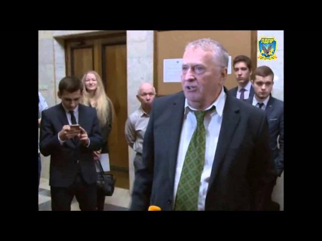 Жириновский сказал всю правду о Горбачеве Супер речь 12 03 15