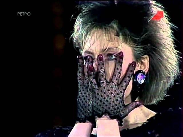 Ирина Понаровская - Знаю, любил (Песня года - 1986) / Irina Ponarovskaya - Znaju, Lubil