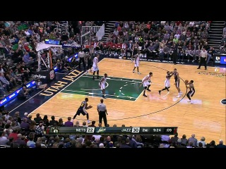 HD Brooklyn Nets vs Utah Jazz | Full Highlights | January 24, 2015 | NBA Season 2014/15