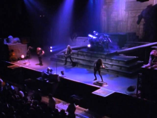Metallica The Thing That Should Not Be Live Seattle '89 Live Shit Binge Purge