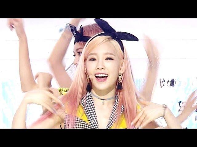 (Comeback Special) 소녀시대(Girls' Generation) - Party(파티) @인기가요 Inkigayo 20150712