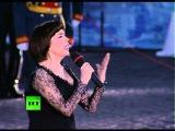 Гимн России от Мирей Матье